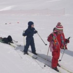 Ski de fond maternelle